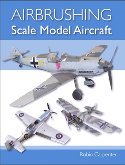 97697 Airbrushing Scale Model Aircraft