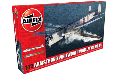 A09009 Airfix Armstrong Whitworth Whitley GR.Mk.VII  1:72 scale
