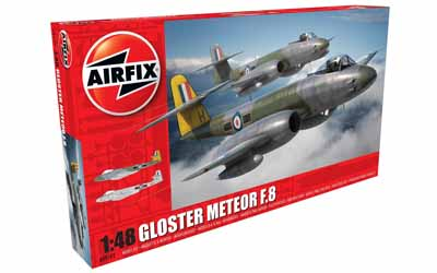A09182 Airfix Gloster Meteor F8 1:48