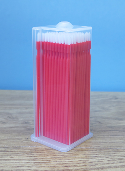 Double Ended Holder 50 Fine Micro Applicators # A45800 Expo
