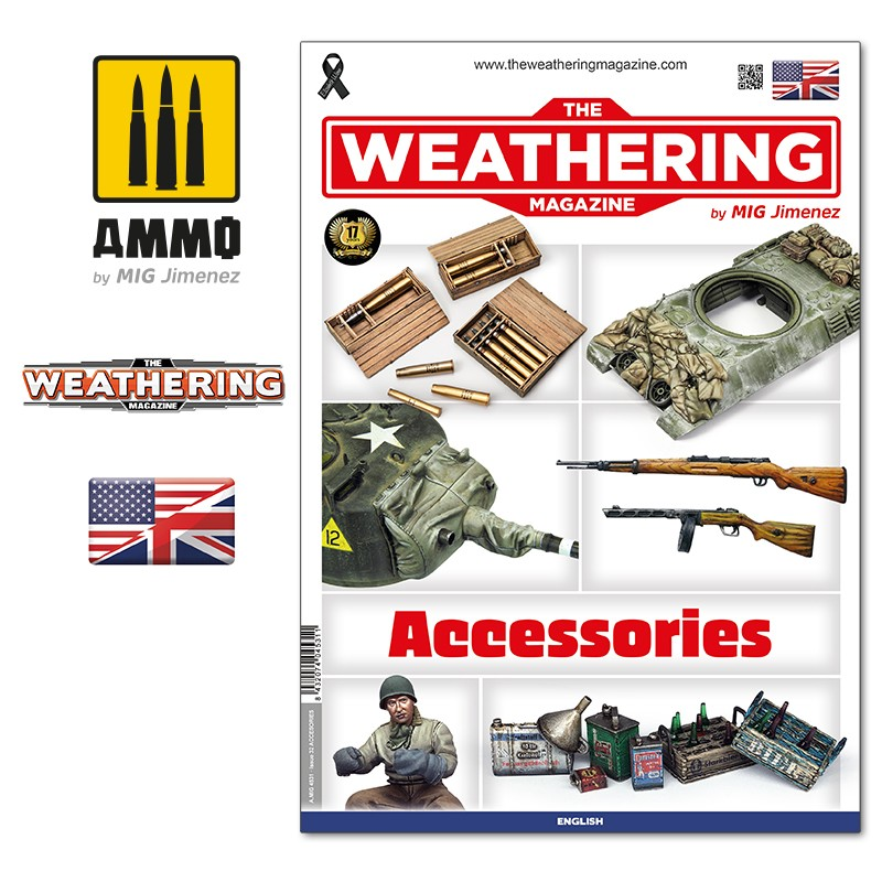 MIG4531 ACCESSORIES The Weathering Magazine Issue 32